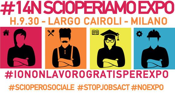 #14N SCIOPERO SOCIALE